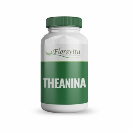 Theanina - 200mg - 60 cápsulas